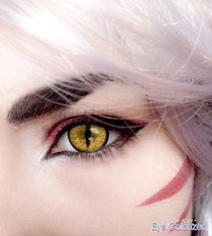 sesshomaru eye makeup - Google Search