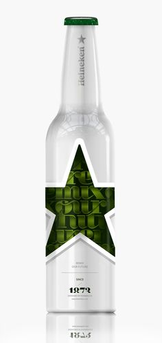 Packaging of the World: Creative Package Design Archive and Gallery: Heineken Bottle Concept