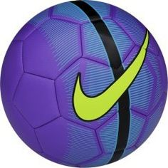 Nike Mercurial Veer Soccer Ball (Purple, Blue, Volt) (5)
