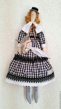 Купить Мери Поппинс Тильда - тильда, интерьерная кукла, мери поппинс, оригинальный подарок