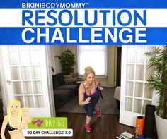 Day 65 of the BIKINI BODY MOMMY Resolution Challenge