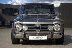 Alfa Romeo Giulia 1300 Super - 1972 - Stelvio