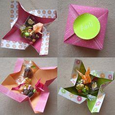 Be PRESENTable :: DIY Paper Boxes 2