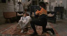 Benny the Jet vs. Jackie Chan