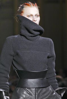 Black fashion by haider ackermann