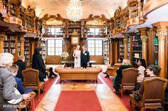 Hochzeit Schloss Leopoldskron Max Reinhardt Bibliothek