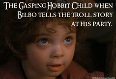 She's peter jacksons little girl her and her brother have a cameo in all the lotr films idk about the hobbit films