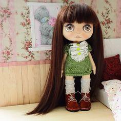Почти готова;) #кукла #куколка #куклаолли #олли #artdoll #doll #dollolly #olly #ollydoll