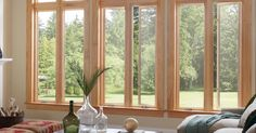 Casement Window - Wood, Vinyl, Fiberglass & Aluminum Series | Milgard Windows & Doors