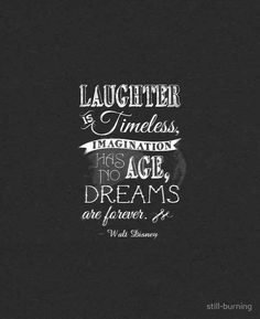On living a life full of laughter: