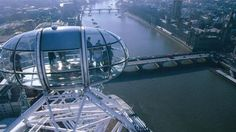 A Pod on the London Eye!!  Must-See!!!!!