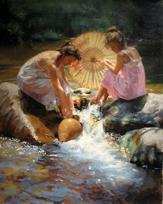 Spanish painter Vicente Romero Redondo. 08