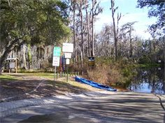 Palatlakaha River Park & Boat Ramp - Featured Parks