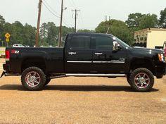 GMC Trucks black 2014 Sierra