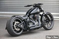 bikers store | GARDE BOUE ARRIERE SHORT CUT RICK'S - BREAKOUT - 240 - Biker's Store