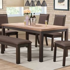 Browsing For Pereyra 66 Leg Dining Table Slab Table, Counter Height Dining Table, Dining Table Legs, Solid Wood Dining Table, Dining Nook, Dining Table In Kitchen, Table And Chairs, Side Chairs, Dinning Table Design
