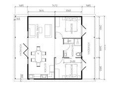 SmartSpace 3 Living Floor Plan