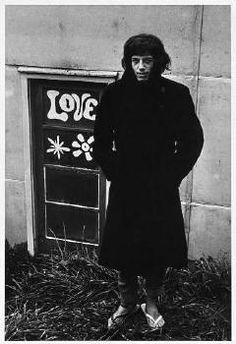 Marti Friedlander: Tim Shadbolt, 1969