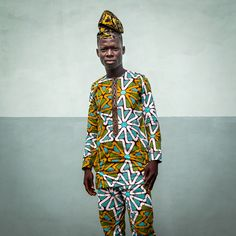 Eric Lafforgue  Tofin young man from Benin