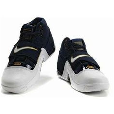 0d9531cdd1a99 asneakers4u.com Nike Zoom LeBron Soldier IV White Navy Gold