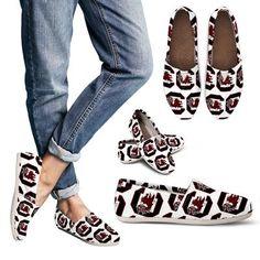 Gamecocks Women's Canvas Shoes – Paragon Apparel