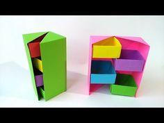New Origami Cube Rose Ideas Origami Cube, Origami Envelope, Origami Ball, Origami Owl Display, Origami Decoration, Origami Box Tutorial, Origami Instructions, How To Make Origami, Useful Origami