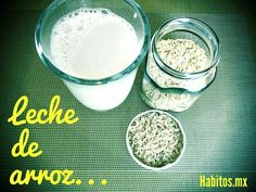 Leche d arroz