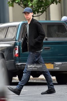 Will Poulter seen out in Soho on May 05, 2016 on May 02, 2016 in New York, New York.