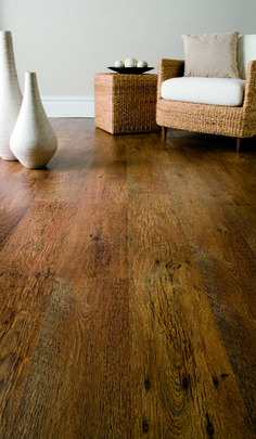 Wickes Rustic Oak Laminate Flooring