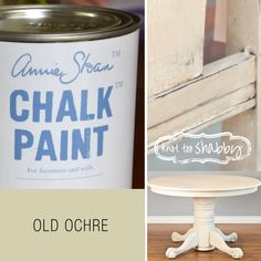 a soft warm neutral that can be dark waxed to make the color of old French painted woodwork.