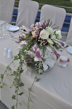 Στολισμός δεξίωσης Table Decorations, Weddings, Pink, Furniture, Home Decor, Knight, Mariage, Wedding, Interior Design