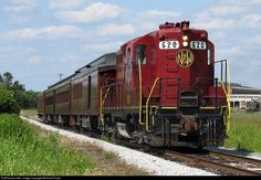 RailPictures.Net Photo: NW 620 Norfolk & Western EMD GP9 at Spencer, North Carolina by Khalil Poole