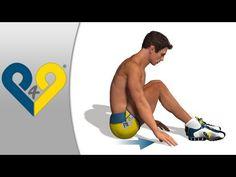 Este es un excelente ejercicio para trabajar la parte media del cuerpo. Funciona para hombres y mujeres.  Recuerda que no sólo con abdominales lograrás el abdomen que deseas. Hay algo más!  http://www.ejerciciosparaelabdomen1.blogspot.com/