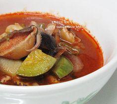 표고버섯고추장찌개 & 숙주나물 – 레시피 | Daum 요리