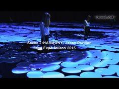 Harmony y Diversity: dos instalaciones de TeamLab para el pabellón japonés de la Expo 2015 | Experimenta