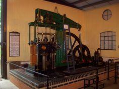 Thomas Horn Beam Engine designed by James Watt.