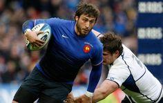 Rugby - XV de France: retour de Médard pour jouer face à l'Irlande./ DR