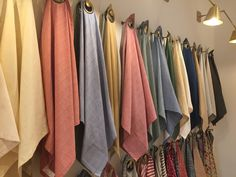 Soane Britain's Old Flax is available in 24 colours that complement patterns and weaves in the fabric collection. Color Combinations, Showroom, Britain, Palette, Fabrics, Colours, Patterns, Collection, Home Decor