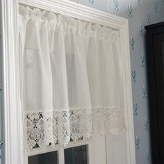 The Lovely Newport Kitchen Window Curtain Tiers And Valance Quickly  Enhances Any Room And Is Crafted From 100% Cotton Twill. Perfect For A  Kitchen,u2026