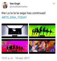 Dna meme lala song bts