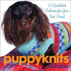 REVISTAS DE MANUALIDADES Free: Puppy Knits