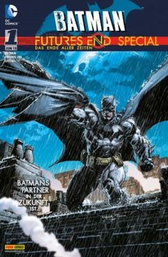 Batman-Futures End Special #1 3.5/5 Sterne