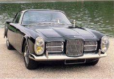 1954-1964 Facel Vega from france
