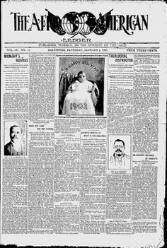 The Afro American - Google News Archive Search