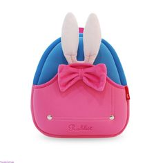 NOHOO Plecak Królik Sklep Tender&Cute - Metoo & A Little Lovely Company