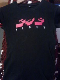 Front 242 Women's T-Shirt / S by AlliesAtticShop on Etsy