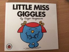 Little Miss Giggles Little Miss Books, Fictional Characters, Fantasy Characters