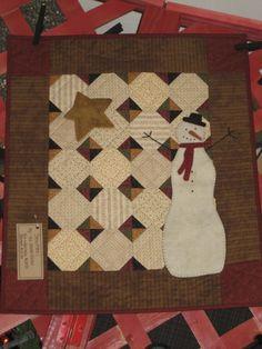 """Primitive Gatherings Blog - """"little quilt"""""""