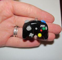 Nintendo GameCube  Game Cube retro Controller by emmadreamstar, $15.00
