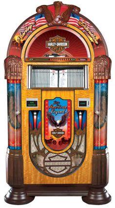 Retro jukeboxes, 1950s jukeboxes, jack daniels jukeboxes, harley davidson jukeboxes, retro bubble